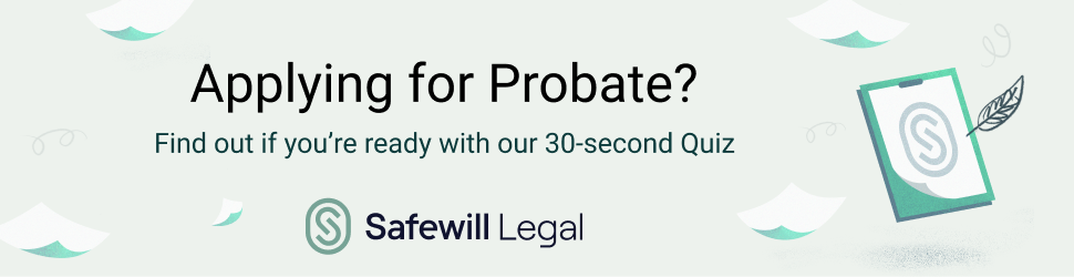 applying for probate